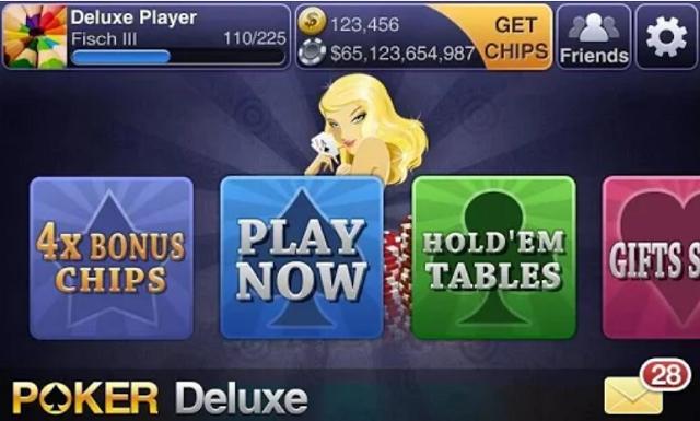 Fitur yang Bikin Kamu Menang Main di Judi Texas HoldEm Poker Deluxe