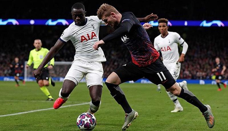 Tottenham di Liga Champions